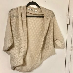 Autumn Cashmere Shrug Sweater Size Small
